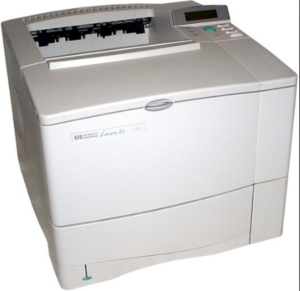 HPLaserJet 4050