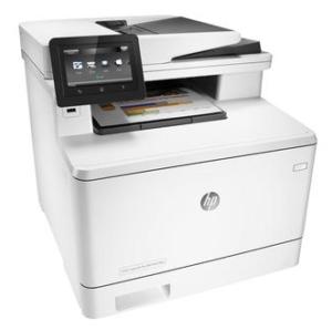 HP LaserJet Pro M477fd