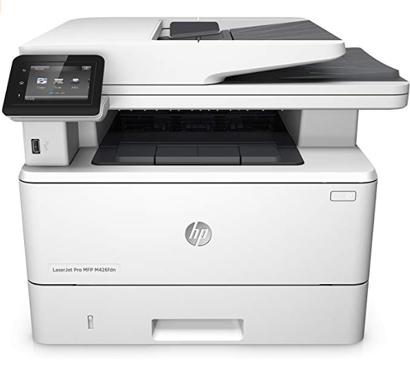 HP LaserJet Pro M426fdn All-in-One Laser