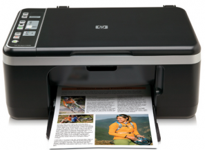 Download Driver Printer HP Deskjet F4100