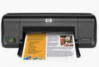 HP Deskjet D1660 Printer Driver