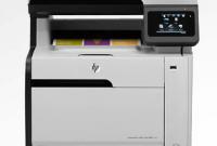 HP LaserJet Pro MFP M375nw Driver Download