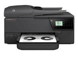 HP Officejet Pro 3620 Firmware