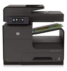 HP Officejet Pro X576 Firmware