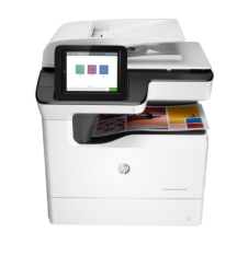 HP PageWide Managed Color MFP P77440