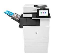 HP Color LaserJet MFP E87660du Printer