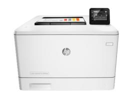 HP Color LaserJet Pro M452dw Driver Printer