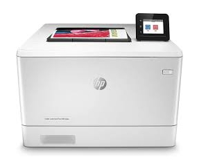 HP Color LaserJet Pro M454cdw Driver Printer