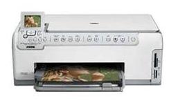 HP Photosmart C5100 Printer