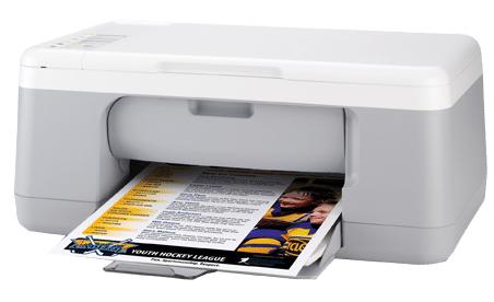 HP Deskjet F2276 Printer