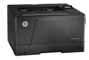 HP LaserJet Pro M706n Driveer