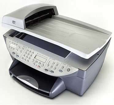 HP OfficeJet 6105 Driver