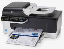 HP Officejet J4524 Driver