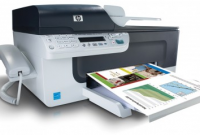 HP OfficeJet J4660 Driver