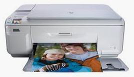 HP Photosmart C4500 Driver