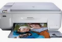 HP Photosmart C4580 Driver
