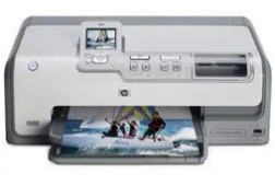 HP Photosmart D7100