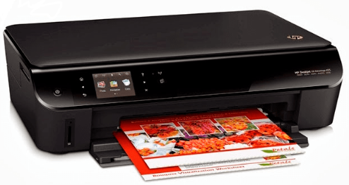 HP DeskJet Ink Advantage 4515 Driver