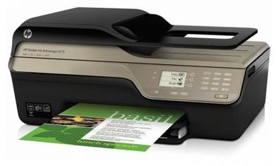 HP Deskjet Ink Advantage 4648 Driver