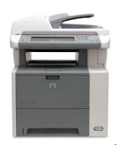 HP LaserJet M3035 Multifunction Driver