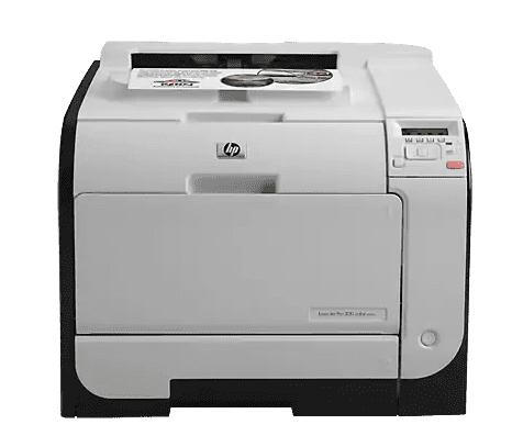 HP LaserJet Pro 300 Color M351a Driver