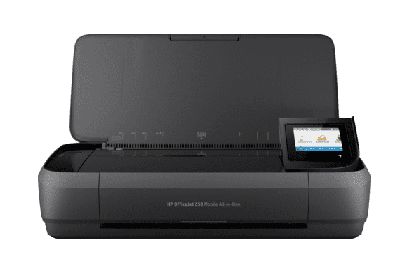 HP OfficeJet 250C Mobile Driver