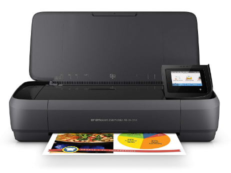 HP OfficeJet 252 Driver