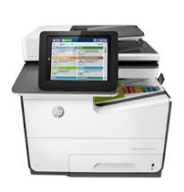 HP PageWide Enterprise Color 586