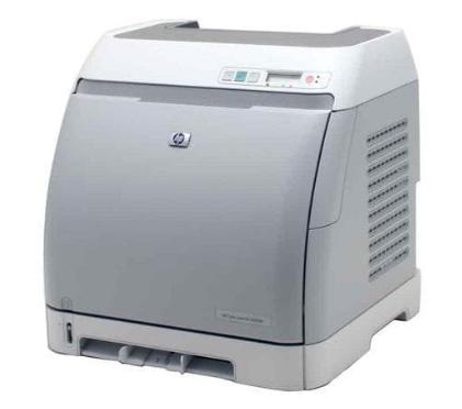 HP Color LaserJet 2605dtn Driver