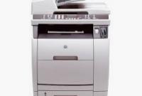 HP Color LaserJet 2840 Driver