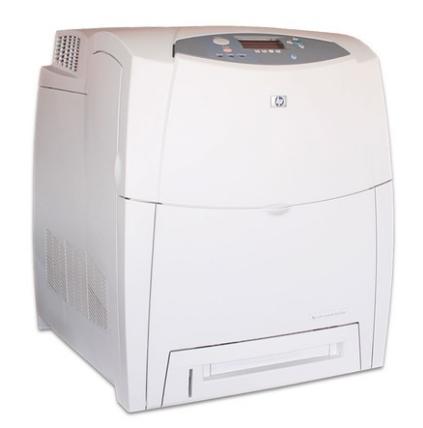 HP Color LaserJet 4650dn Driver