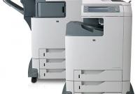 HP Color LaserJet 4730 Driver