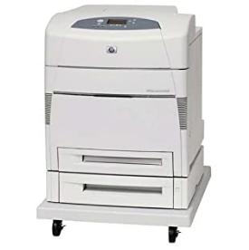 HP Color LaserJet 5550dtn Driver
