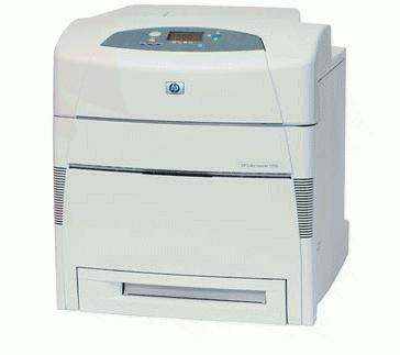 HP Color LaserJet 5550n Driver