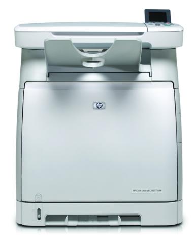 HP Color LaserJet CM1017 Driver