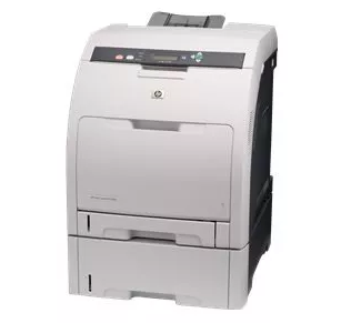 HP Color LaserJet CP3505x Printer