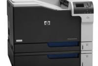 HP Color LaserJet Enterprise CP5525n Printer Software