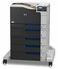 HP Color LaserJet Enterprise CP5525xh Printer Software
