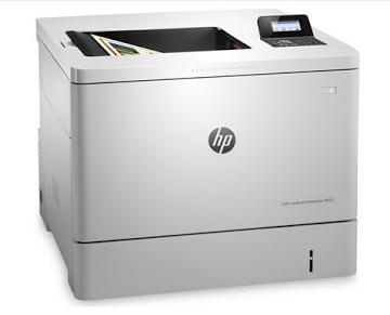 HP Color LaserJet Enterprise M552 Driver