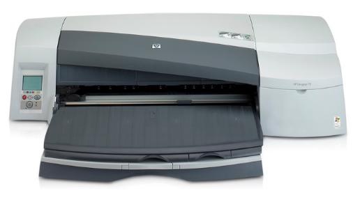 HP DesignJet 100Plus Printer