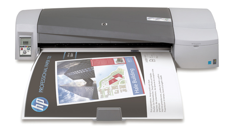 HP DesignJet 70 Printer Software and Driver
