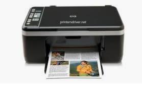 HP Deskjet F2100 Driver