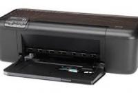 HP Deskjet Ink Advantage Printer K109a Driver