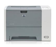 HP LaserJet P3005dn Toner Driver