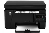 HP LaserJet Pro MFP M126a Driver