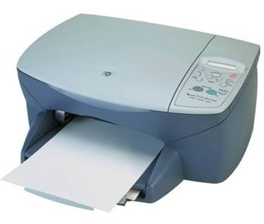 HP PSC 2100 Driver
