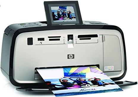 HP Photosmart A710 Driver