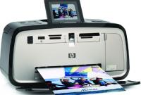 HP Photosmart A717 Driver