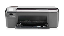 HP Photosmart C4700 Series ink Driver