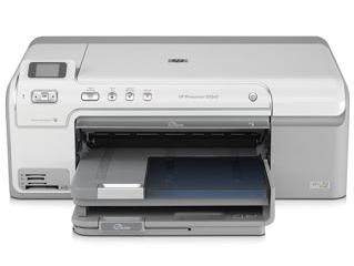 HP Photosmart D5100 Driver